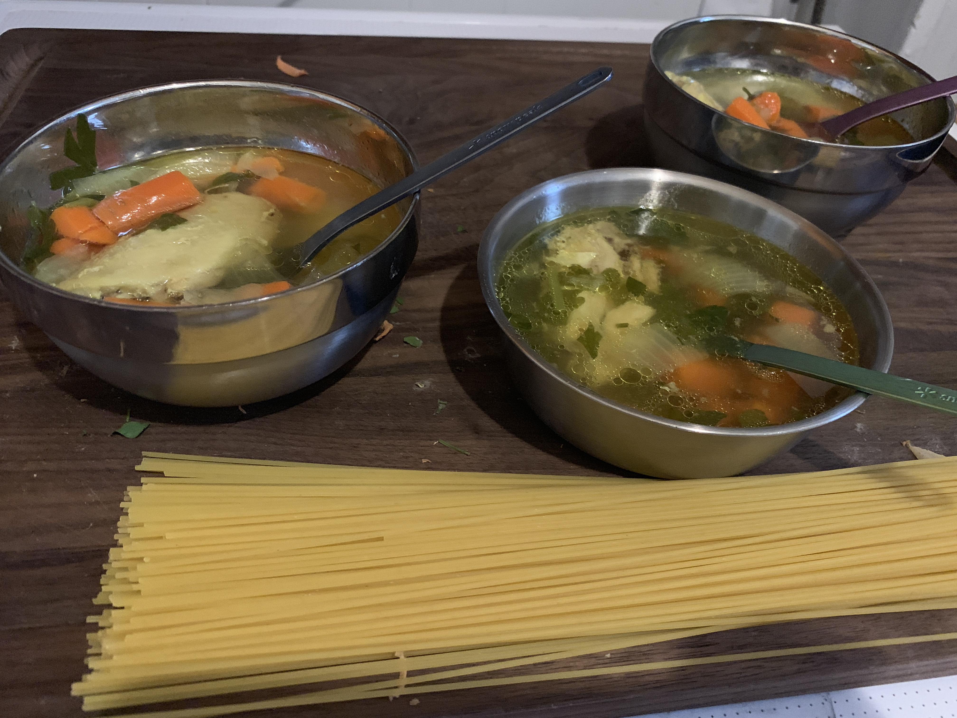 chicken noodle sop